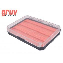 GRUV Micro Jig Box 12,7cm x 10,2cm x 2,6cm