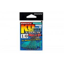 Decoy Worm37 Kg Hook Narow 2/0