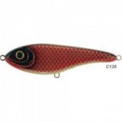 Buster Jerk II 12cm 37g 0.3-2m C136F