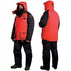 Winter suit NewPolarM red/black  L