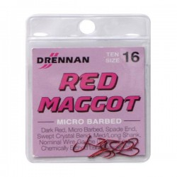 Drennan  Red Maggot 16