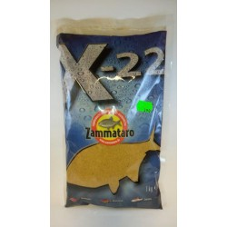 X-22 gelb - 1,0 Kg mit Naturgewürz