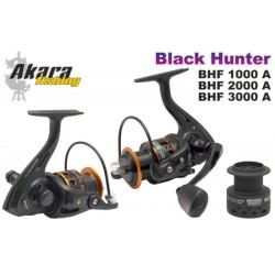 «Black Hunter» BHF-3000A (9+1 bb, 0,25/245 mm, 5,1:1)