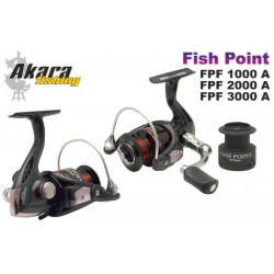 Fish Point FPF-3000A (4+1 bb, 0,25/245 mm, 5,1:1)