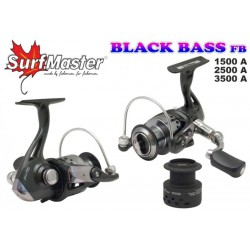 SURF MASTER «Black Bass» FB-2500A (5+1 bb, 0,25/125 mm, 5,1:1)