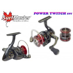 SURF MASTER «Yamato Power Twitch» FPT3000A (9+1 bb, 0,25/200 mm/m, 5,0:1)