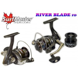 SURF MASTER «River Blade» FD4000A (4+1 bb, 0,25/215 mm/m, 5,0:1)