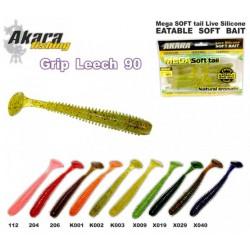 SOFTTAIL Eatable «Grip Leech» (90 mm, colour X029,  10 item)