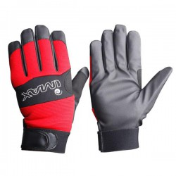 Imax Oceanic Glove 100% WP. Breath. Red L