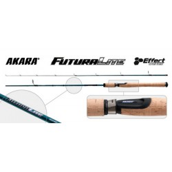 «EFFECT Futura Light IM-8»  (2,12 m, carbone, 140 g, test: 1-8 g)