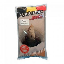 Peibutussööt Mondial-F Wintermix BREAM Red