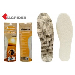 Insoles TAGRIDER «Hot Max»