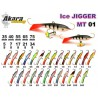 «Ice Jigger MT» 01 ( 55 mm, 17 g, colour: 22,  1 item)