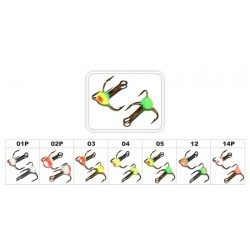 Hooks MS (Nr. 10, col 14P,  1 items)