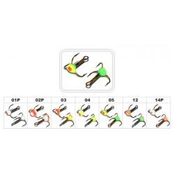 Hooks MS (Nr. 12, col 04, 1 items)