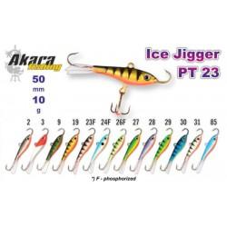 «Ice Jigger PRO» 23 (horiz., 50 mm, 10 g, colour: 2)