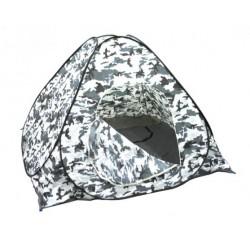 Winter tent (150 x 150 x 135 cm, 3,0 kg, colour: camouflage)