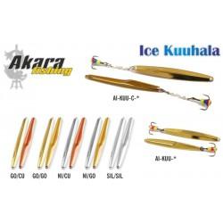 Winter lure «Kuuhala» 55 (55 mm,  6,0 g, colour: GO/GO)