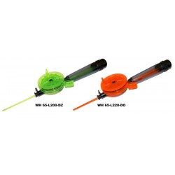 Winter rod WH 65 (20 cm, reel diam. 65 mm, DZ)
