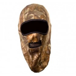 Headcover mask (size: XL, colour: black)
