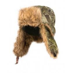 Ushanka  (size: L, colour: camouflage)
