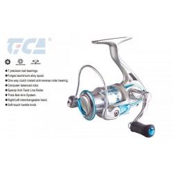 TiCA GBA2500 FD 7+1BB 5.5:1 AL Spool