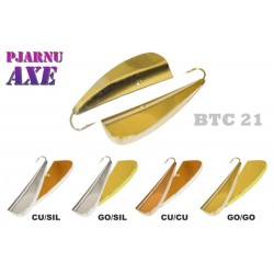«Pjarnu AXE» 21 (70 mm, 38 g, colour: GO/GO)