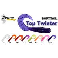 Eatable «Top Twister» (50 mm, colour L7, pack. 8 item)