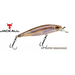 JACKALL «Squad Minnow» 80SP - RT