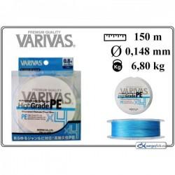 VARIVAS «High GRADE» x4  PE blue - 0.8/0.148mm
