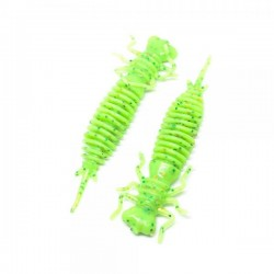 FANATIK Eatable «Larva 2,5» (63 mm, colour 020, 7 item)