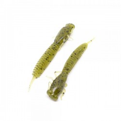 FANATIK Eatable «X-Larva 3,0» (76 mm, colour 001, 6 item)