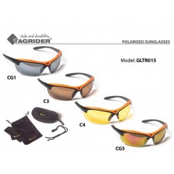 Sunglasses TAGRIDER TR 015 (polarized, filter colour: C4)