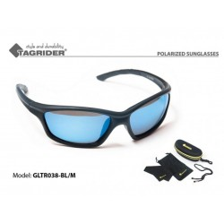 Sunglasses TAGRIDER TR 038 (polarized, filter colour: BL/M)