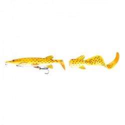 SG 3D LB Hybride Pike 17cm 45g SS 03-Albino Pike