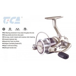 TiCA Cambria LY2000 FD 4+1BB 4.9:1 AL Spool
