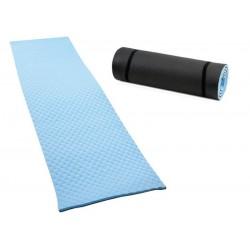 Outdoor camping mat  «TIBET» (180 x 60 x 1,5 cm, hard PE + soft PE)