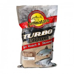 Turbo Cloud Natur - 1,0 Kg ( särg jt väiksemad kalad)