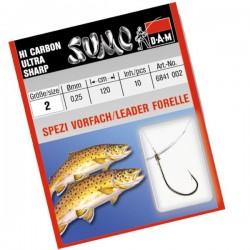 DAM Spezi Trout 120cm 0.12mm nr.14