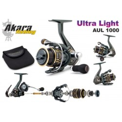 AKARA «Ultra Light» AUL-1000 (8+1 bb, 0,30/170 mm, 5,2:1)