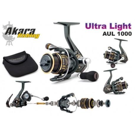 AKARA «Ultra Light» AUL-1000 (8+1 bb, 0,30/170 mm, 5,2:1)