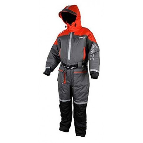 Imax Ocean Floatation Suit Grey/Red size M
