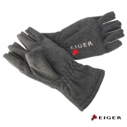 Eiger Fleece Glove Half fingers L