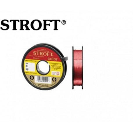 STROFT Color Red 25m 0.14