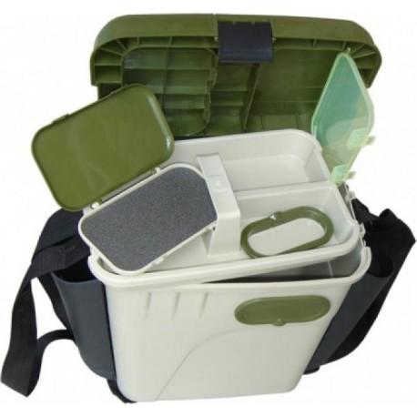 ICE FISHING BOX  335x235x390 mm