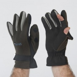 FLEECE GLOVES Larus L