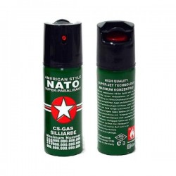 Pipragaas NATO King Guard roheline 60ml