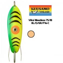 KUUSAMO VIIKSI Weedless 75/18 BL/O/GR/FYe-C
