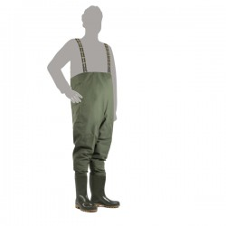Demar Grand Chest Waders kalameeste kummikud 45