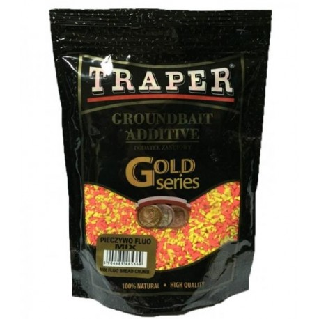 TRAPER Gold Series Fluo MIX 400g